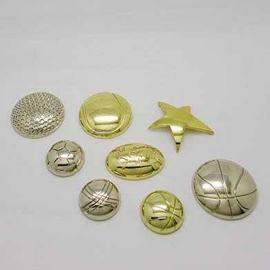 Trophée-verre-marquage-laser-impression-couleur-insertionmétallisée-étoile-mappemonde-ballegolf-ballonfoot-mousson