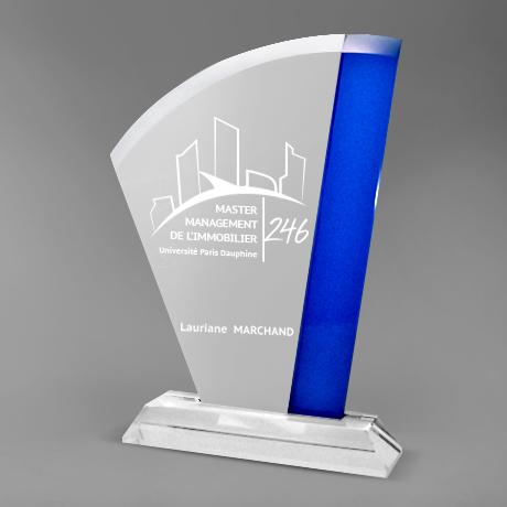 trophee-seminaire-bleu-verre-marquage-gravure-popup
