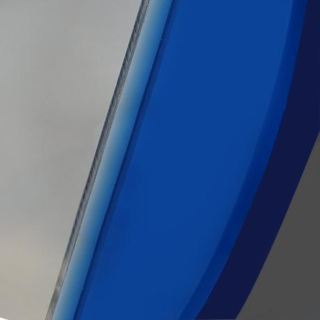 trophee loo-flamme-gravure-laser-bleu-popup