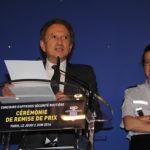 concours affiche securite routiere - michel drucker presentateur tv