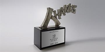 trophee-creatio-francaise-artisan-metal-bronze-pierre-marquage-laser-thanks