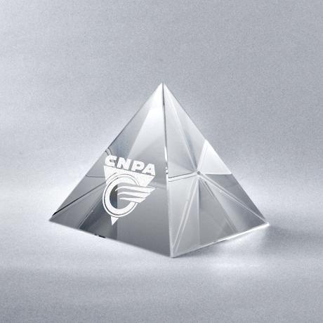 presse-papier-heka-verre optique-marquage-laser
