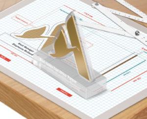 trophee-personnalisé-surmesure-plexiglass-verre-bois-metal-récompense-séminaire-sport-entreprise